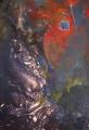AURORA BOREALE - 91,5x65 cm