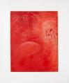 Col lampo maligno di occhi divini - 69 x 59 cm