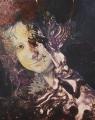 MONNALISA RITROVATA - 92x73 cm