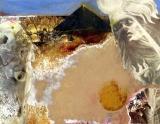 IL SOGNO DEL FARAONE - 92x73 cm